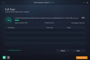 IObit Malware Fighter free download